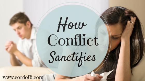 How Conflict Sanctifies