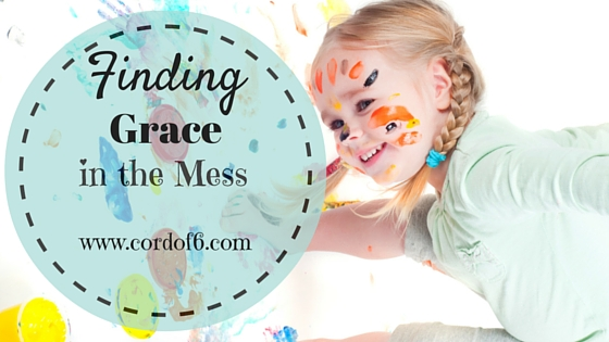 Finding Grace in the Mess
