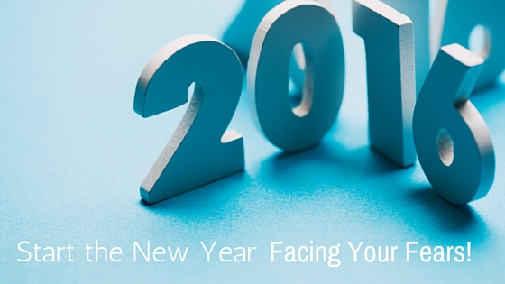Start the New Year Facing Your Fears