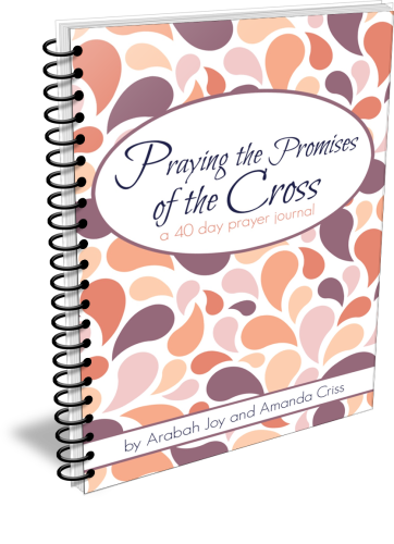 Praying the Promises of the Cross