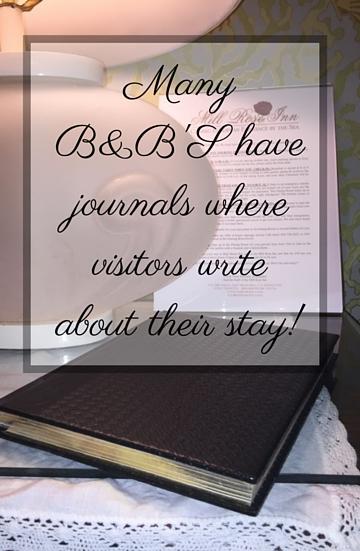 B&B Journals