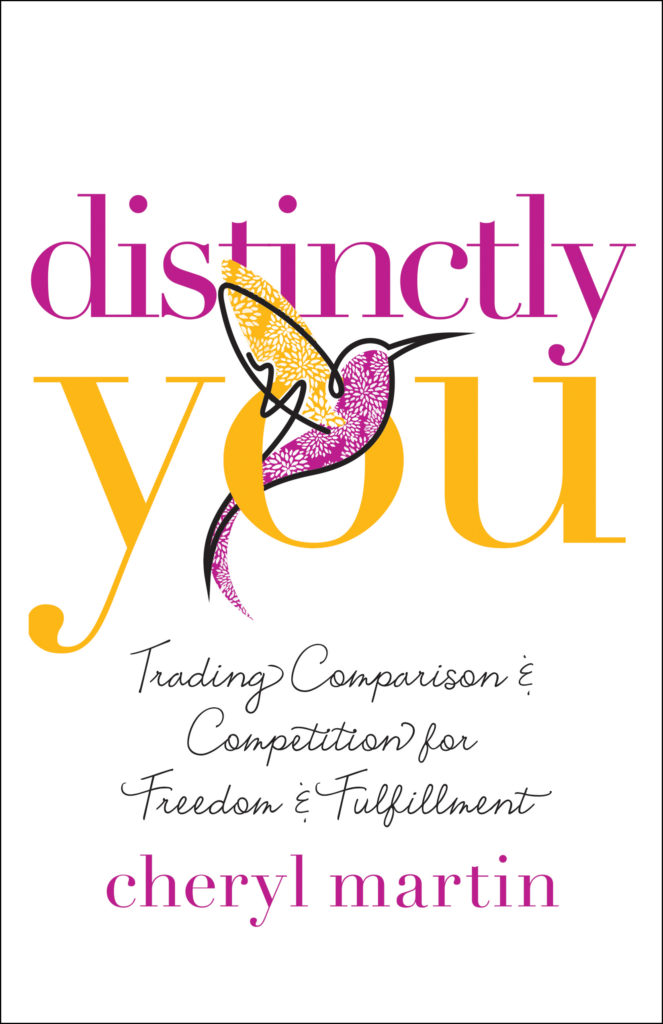 Distinctly You Cover