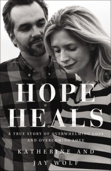 This a beautiful true story about how Katherine Wolf miraculously survives a massive brain aneurysm and finds hope through the many challenges of recovery.