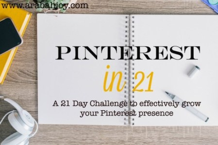 A great class to help you grow your blog with Pinterest!