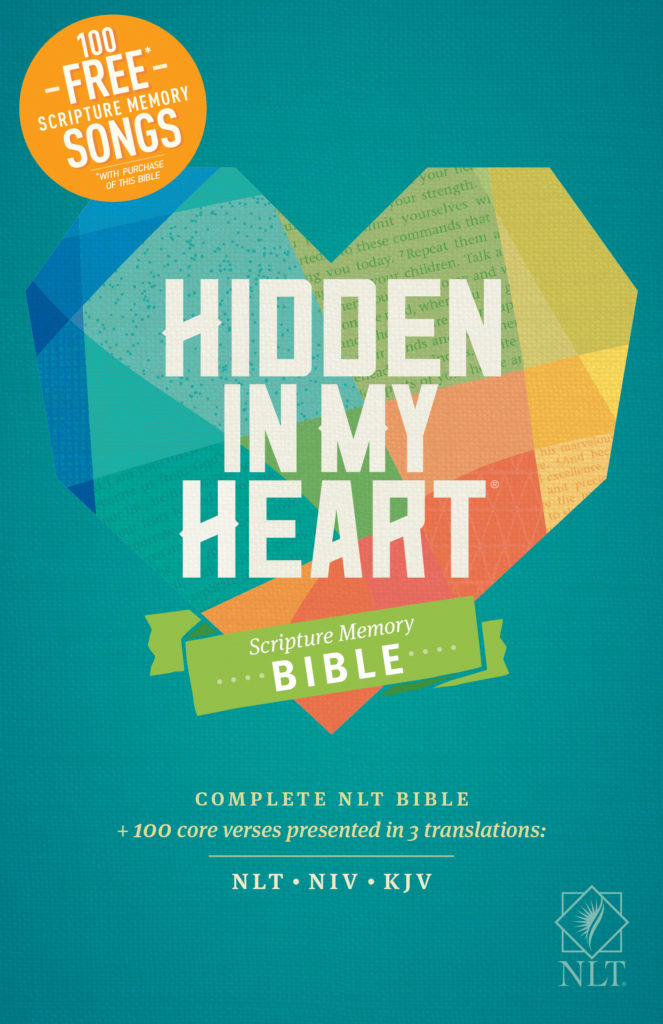 Hidden In My Heart Scripture Memory Bible