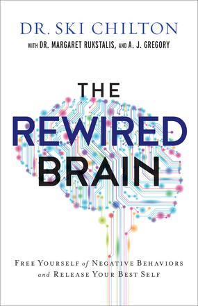 Learn how to trade negative thinking for confident, fearless living in Dr. Ski Chilton's, The Rewired Brain
