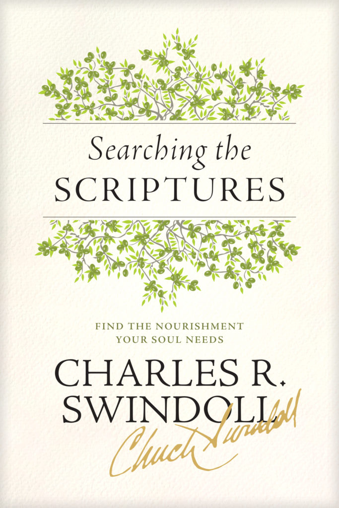 In Searching the Scriptures, Chuck Swindoll shows how to dig deep into Scripture in order to understand, apply and communicate God's Word effectively.