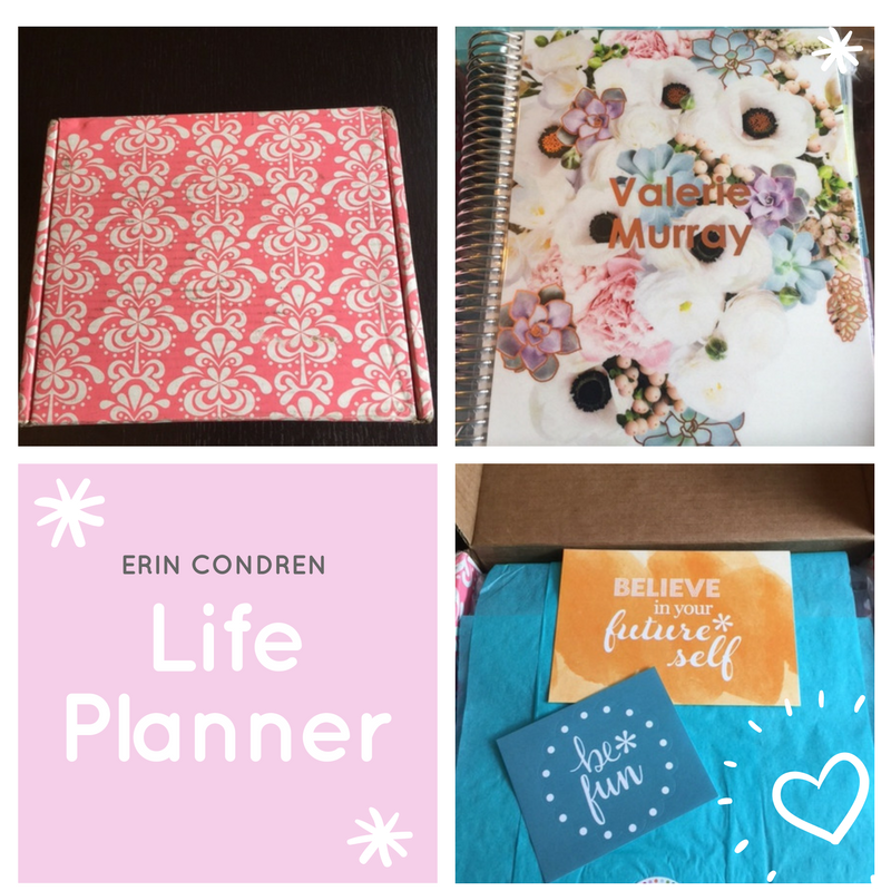 Erin Condren Life Planner: a few of my favorite things