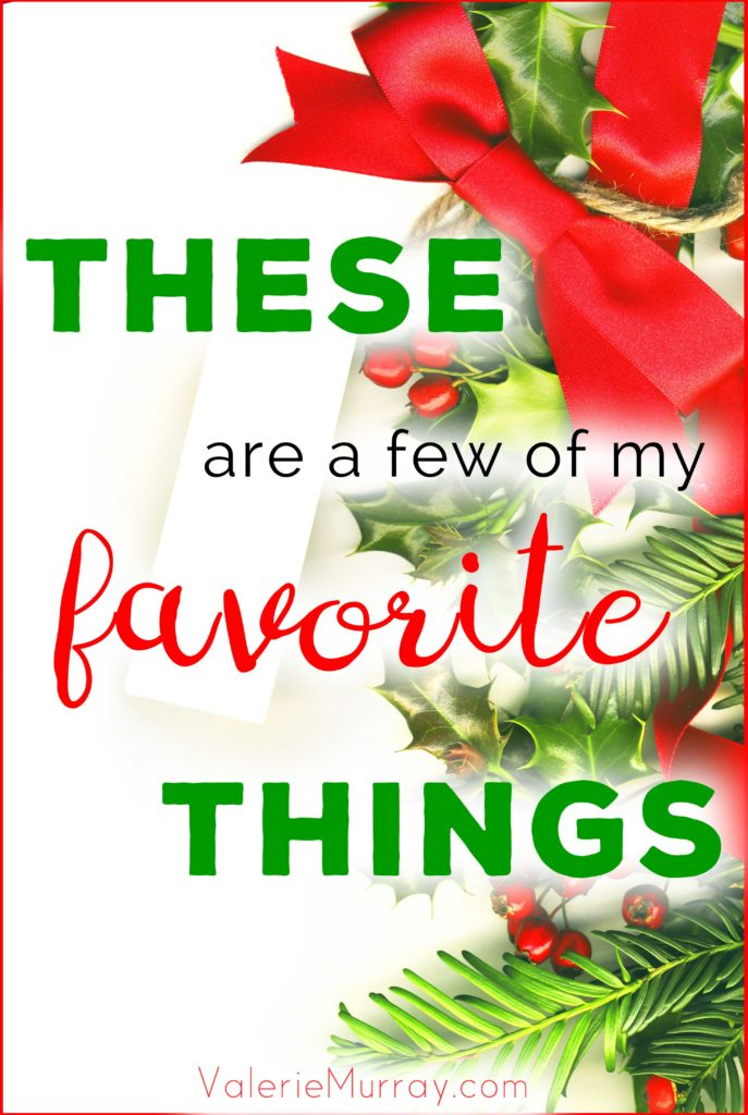I'm so excited to share a few of my favorite things that make great gift ideas!