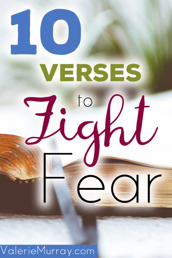 One of the best ways to fight fear is by training our minds with the truth of God's Word. That way, when our thoughts are attacked by the arrows of fear, we can combat them immediately.