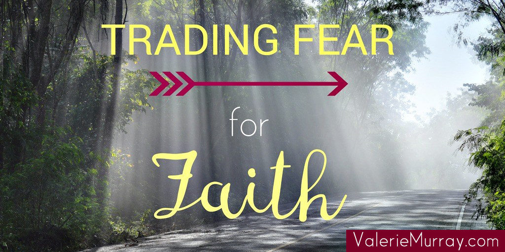 Sometimes we have to step out of places that are comfortable in order to step into God's will. Follow this series and discover how to trade fear for faith