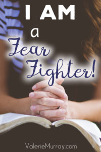 Do you want to learn how to fight fear?