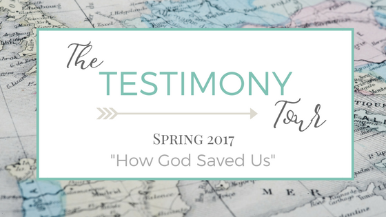 Testimony Share, My Life Walking With God with Dreams.