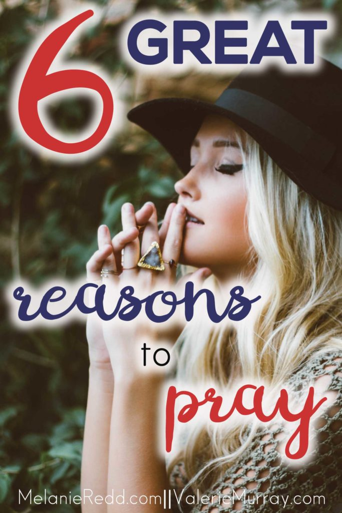 Why should we pray if God already knows everything? Here are 6 great reasons to pray!