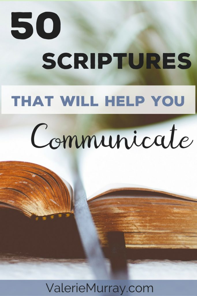 Communication can be frustrating! Did you know the Bible teaches us how to communicate? Come discover the kind of words we should and shouldn't speak.
