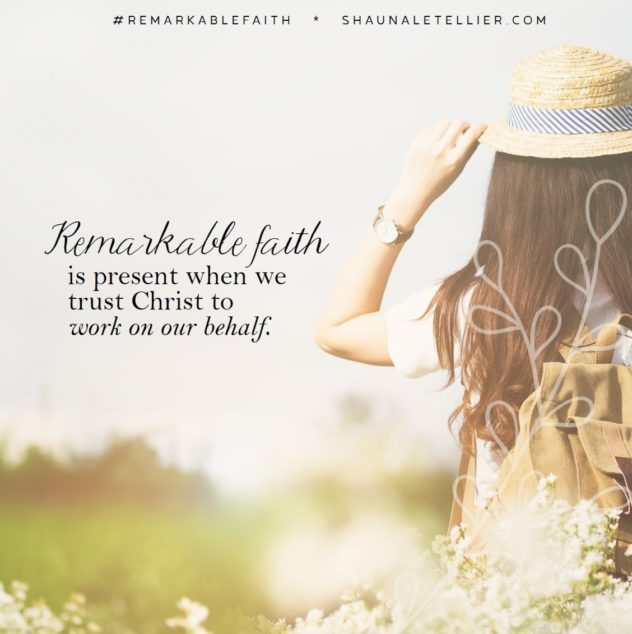 Remarkable Faith: Book Review (Plus Giveaway)!