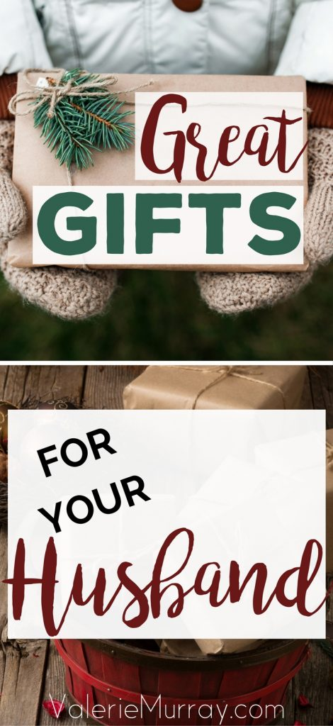 Do you have a hard time figuring out what to buy your man? Here are some great Amazon gift ideas for your husband! All gifts are recommended by my husband.