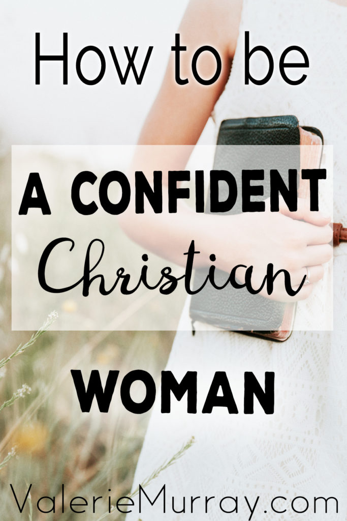 Do you want to be a confident Christian woman? Do feelings of insecurity hold you back from pursuing your dreams and being the woman God made you to be? Learn ways to stand with assurance in God's calling and purpose for your life.