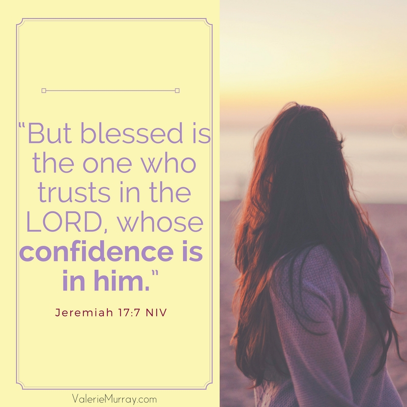 Do you wish you had more confidence in what God is calling you to do? This post shares why we can be confident in Christ and use the abilities and gifts God has given us with assurance and boldness.