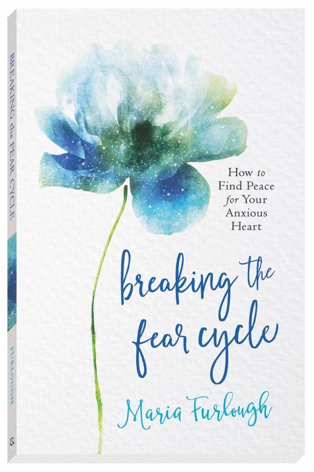 What do you do when you have no choice but to face your greatest fears? In Breaking the Fear Cycle, Maria Furlough shares how she found peace during the most painful time in her life. The real-life wisdom offered in this book will help you find peace when your thoughts want to enter the spin cycle of fear.