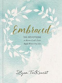 Embraced by Lisa Terkeurst