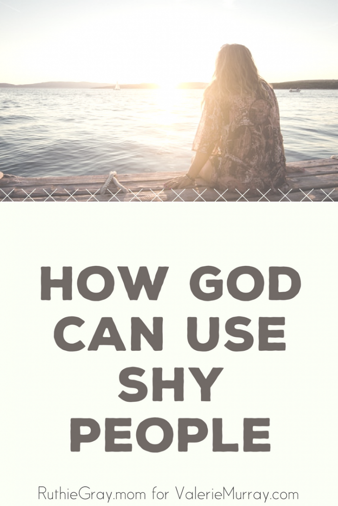 Do you have a shy temperament?  What is God asking of you that you're afraid to say yes to? Discover how God can use shy people to accomplish bold purposes.