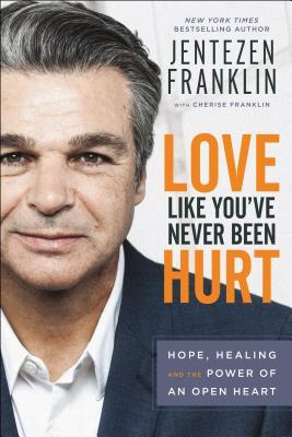 Love Like You've Never Been Hurt, by Pastor Jentezen Franklin, will cheer you on to fight for your relationships with unconditional love and forgiveness. He uses his own story of personal pain to help others find the courage to love like they've never been hurt.