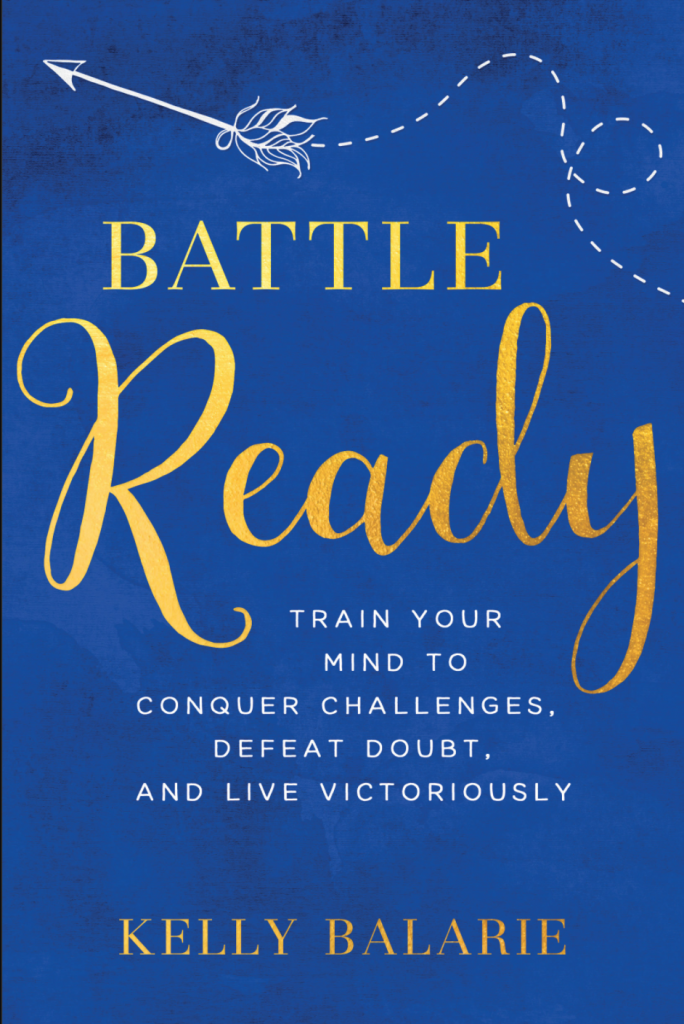 Battle Ready women are not driven by their wide-ranging emotions but by heartfelt dedication to God's truth. Learn the blessing of being battle ready!
