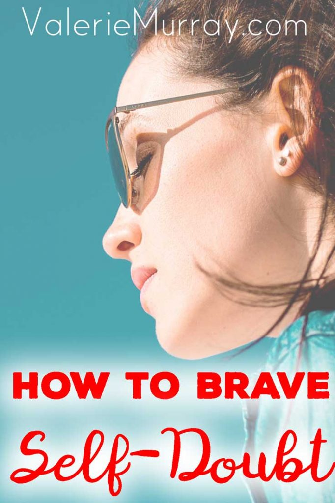 Has the fear of man crippled you from being who God made you to be? Learn how to brave self-doubt and live in the freedom Christ offers.