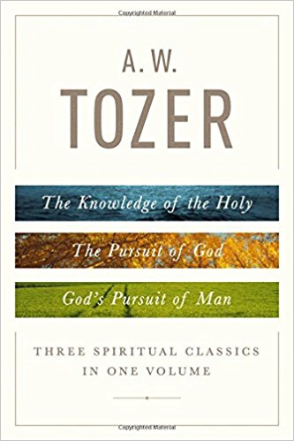 A.W. Tozer writes in a way that inspires a deeper awareness about who God is and how to live as a Christian. This book contains three of his greatest works!