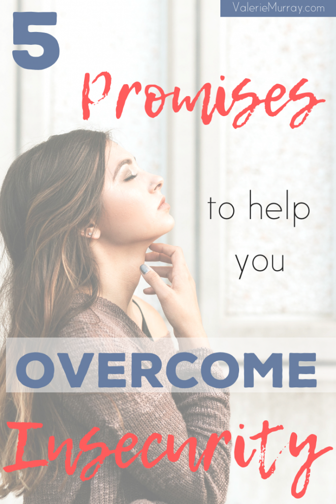 Do you ever feel like the least capable one? You aren't alone! Even Gideon struggled with fear and doubt. From Gideon's story we learn 5 promises to help you overcome insecurity.